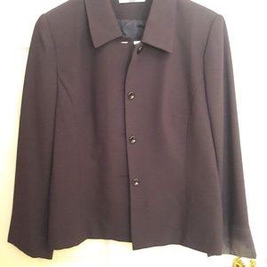 Jackets & Blazers - Brown Suit Set